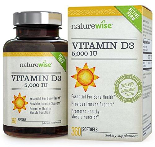 NatureWise Vitamin D3