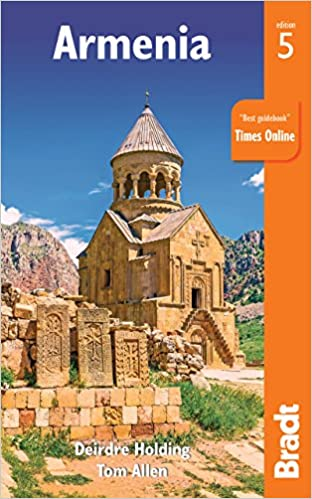 Armenia Bradt Travek Guide