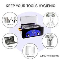 Mini-High-Temperature-Sterilizer-Box-Dry-Heat-Sterilizer-Cabinet-for-Manicure-Tools-High-Temp-Sterilizer-18L-Capacity-Nail-Tool-Sterilizer-Dry-Heat-Sanitizer-for-Tattoo-Barber-Shops-Blue