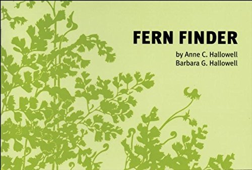 Fern Finder: A Guide to Native Ferns of Central and Northeastern United States and Eastern Canada (Nature Study Guides)