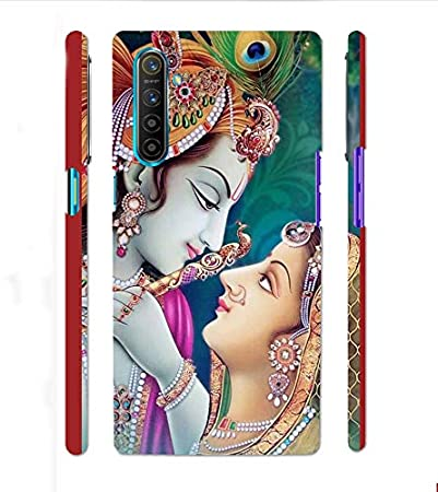 Printaxa Radha Krishna 3d Hard Polycarbonate Designer Amazon In Electronics
