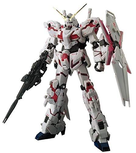 Bandai Hobby RG 1/144 Unicorn Gundam UC Model Kit Figure