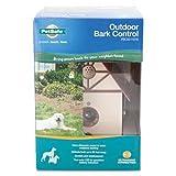 PetSafe Outdoor Ultrasonic Bark Deterrent, Up to 50 ft. Range, Outdoor Use Only, No Collar Needed