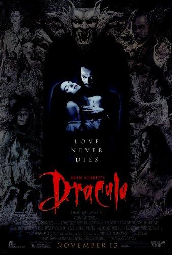 Image result for bram stoker's dracula poster