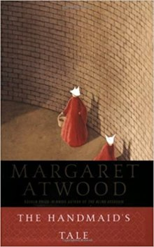 Image result for The Handmaids Tale book