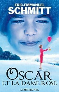 Oscar et la dame rose Couverture du livre