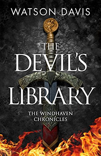 The Devil's Library: The Windhaven Chronicles by [Davis, Watson]