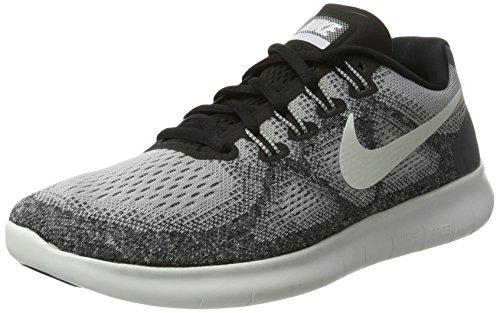 Nike Womens Free RN 2017 Running Shoe,...