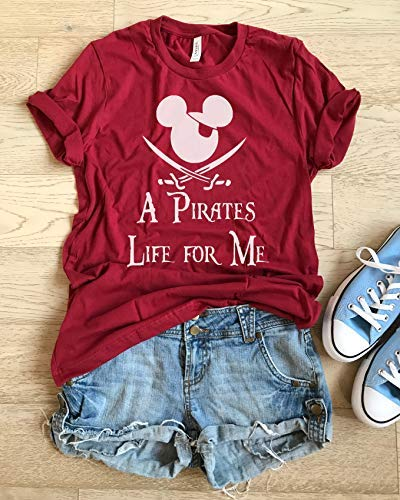 A Pirates Life For Me Disney Cruise Pirates Night Tshirt