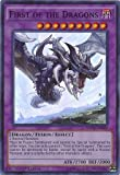 Yu-Gi-Oh! - First of the Dragons (NECH-ENS08) - The New Challengers - Limited Edition - Super Rare