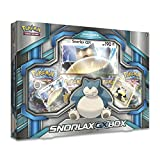 Pokemon TCG: Snorlax GX Box Card Game