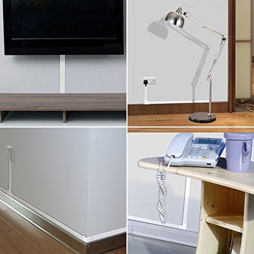 Top 10 Best Cable Channels To Hide Wires - Best of 2018 Reviews | No ...