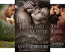 The Dungeon Fantasy Club (8 Book Series) by  Anya Summers