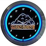 Neonetics 8MANCA Man Cave Neon Clock