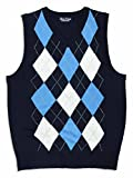 Product review for Blue Ocean Kids Argyle Sweater Vest-8-10/Small