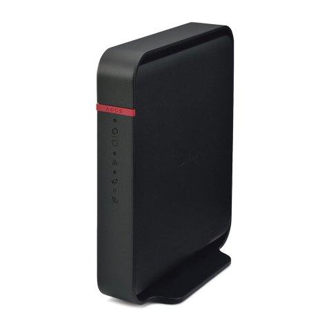 BUFFALO 11ac/n/a/g/b 無線LAN親機(Wi-Fiルーター) ビームフォーミング対応 866+300Mbps WHR-1166DHP4