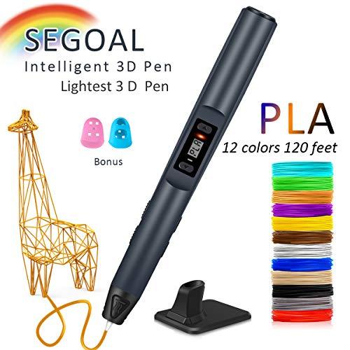 SEGOAL 3D Pen, Lightest 3D Printing Pen...