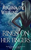 Rings On Her Fingers: A Romantic Cozy Mystery (The Psychic Seasons Series Book 1)