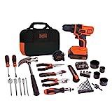BLACK+DECKER 20V MAX Drill & Home...