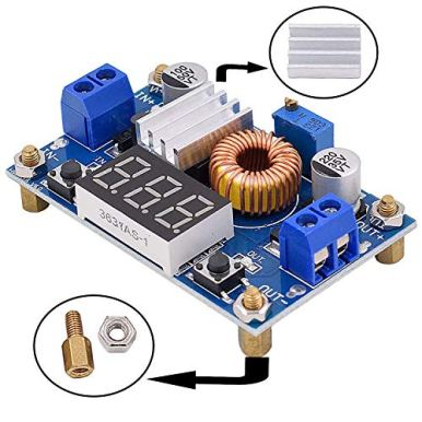 Adjustable-Buck-Converter-XL4015-Step-Down-Module-5A-High-Power-75W-DC-DC-with-LED-Display2-Pack