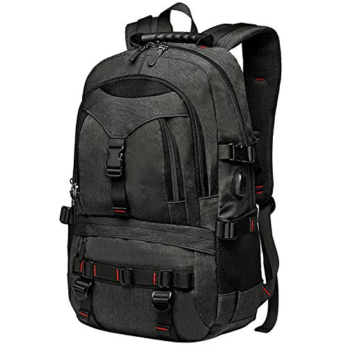 EletecPro Unisex 17.3 Inch Waterproof Laptop Backpack