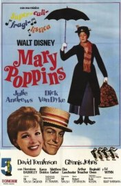 Amazon.com: Mary Poppins Movie Poster (11 x 17 Inches - 28cm x 44cm) (1964) Argentine Style A -(Julie Andrews)(Dick Van Dyke)(Ed Wynn)(Hermione Baddeley)(David Tomlinson)(Glynis Johns): Prints: Posters & Prints