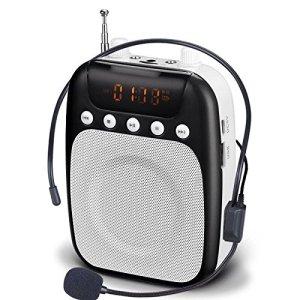 Laploma Portable Loudspeaker With Microphone...