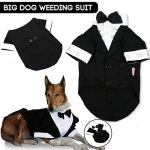 Evursua-Large-Dog-Tuxedo-Wedding-Party-SuitDog-Costumes-for-Large-Dogs-Golden-Retriever-Samo-BulldogsGentleman-Dog-Attire-with-Bowite