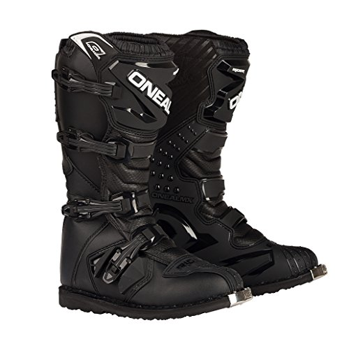 O'Neal Rider Boots (Black, Size 10)