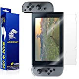 ArmorSuit Nintendo Switch Screen Protector Max Coverage MilitaryShield Screen Protector for Nintendo Switch - HD Clear Anti-Bubble