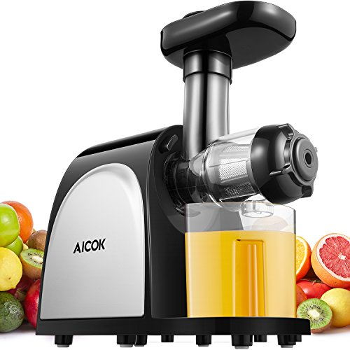 Aicok-Slow-Masticating-Juice-Extractor-Cold-Press-Machine-Higher-Juicer-Yield-and-Drier-Pulp-with-Quiet-Motor-and-Reverse-Funct