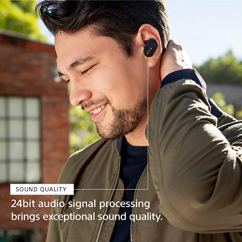 Sony-WF-1000XM3-Industry-Leading-Noise-Canceling-Truly-Wireless-Earbuds-HeadsetHeadphones-with-Alexa-voice-control-and-mic-for-phone-call-Black