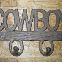 Cowboy Coat Hat Rack