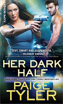 Her Dark Half (X-Ops Book 7) by [Tyler, Paige]