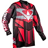 Valken Paintball Fate Exo Jersey - Red - Large