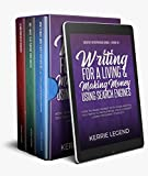 Creative Entrepreneurs Bundle: Writing for a Living & Making Money Using Search Engines - 3 Books: How to Make Money with Your Writing, 100+ Ways to Re-Purpose Your Content, Learn Pinterest Strategy