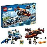 LEGO City Sky Police Diamond Heist 60209 Building Kit (400 Pieces)