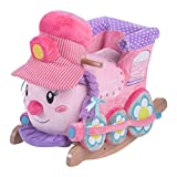 Product review for Rockabye Jane The Train Play & Rock Ride On