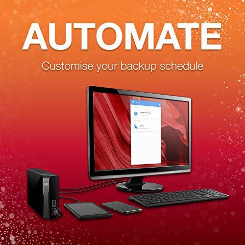510EwqsmV6L - Seagate 6 TB Backup Plus Hub USB 3.0 Desktop 3.5 Inch External Hard Drive for PC and Mac with 2 Months Free Adobe Creative Cloud Photography Plan