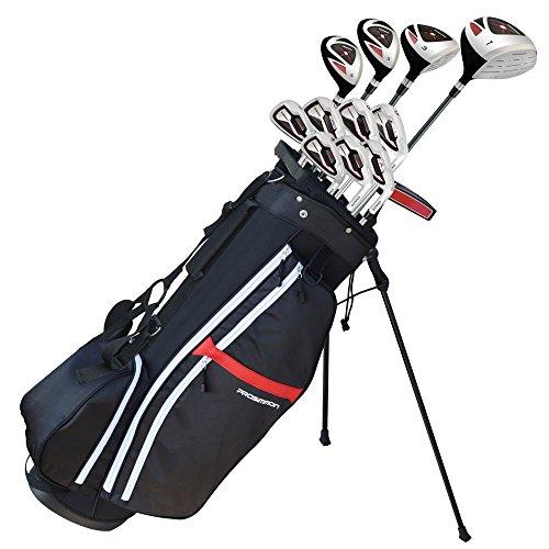 Prosimmon Golf X9 V2 Mens Graphite Hybrid Club Set & Bag