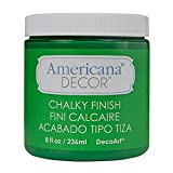 Deco Art ADC-15 Americana Chalky Finish Paint, 8-Ounce, Fortune
