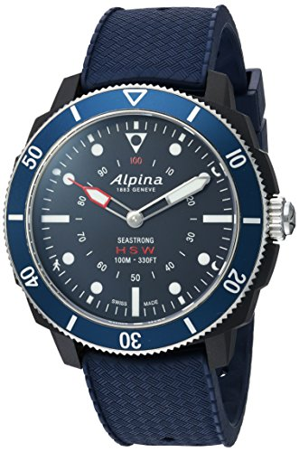 510PLJ2eSCL Alpina horological smartwatch with connected activity and sleep tracking functionalities as well as call and message notifications For iOS and android. Powered by mmt-365. Swiss made Quartz Movement