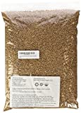 Non-gmo Certified Organic Hard Wheat Berries for Wheatgrass Juice - 5 Pounds Wheatgrass; Grind Into Whole Wheat Flour; Pet Grass; Cat Grass; Ornamental Grass for Decorating; Ornamental Wheatgrass