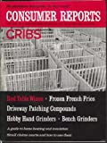 CONSUMER REPORTS No-Phosphate Detergents Cribs Red Table Wines 10 1971
