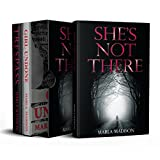 Boxed Set - the first three books of the TJ Peacock and Lisa Rayburn suspense series: Contains She's Not There, Trespass, and Girl Undone