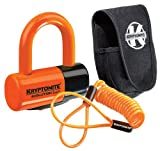 Kryptonite Series 4 Bicycle Disc Lock Premium Pack Bike Lock