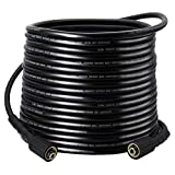 Twinkle Star 1/4-Inch 50 FT Pressure Washer Hose 3000 PSI for SPX Series, Karcher, B&S, Craftsman, Generac, Champion&Simpson and Others