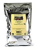 Starwest Botanicals Organic Raw Dandelion Root Tea [1 Pound] Bulk Cut...