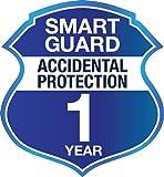 SmartGuard 1-Year Cell Phone Accidental Protection Plan ($0 - $50) - $25 Dedu...