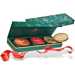 VAHDAM, Chai Tea Private Reserve Trio - 3 Teas in a Tea Sampler Gift Box | OPRAH'S FAVORITE TEA 2019 | 100% Natural Ingredients - Christmas Gifts for Men | Gifts for Dad | Men Gifts | Tea Gifts Set